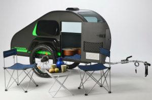Mody caravan voor e-bikers