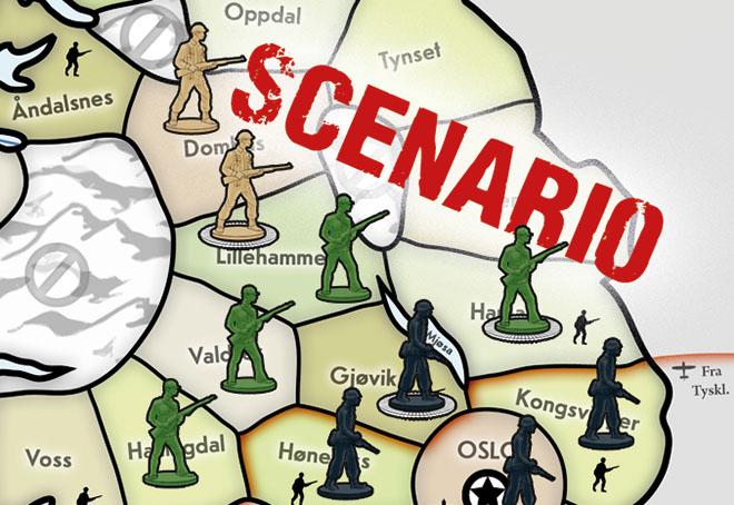 Scenario-feedback