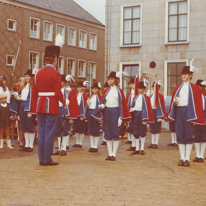 Jeugd Verkeers Brigade | KTK | Kampen | archief | historie | oude foto's | Jong KTK | Presentatie