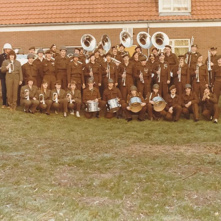 Jeugd Verkeers Brigade | KTK | Kampen | archief | historie | oude foto's | Militaire show