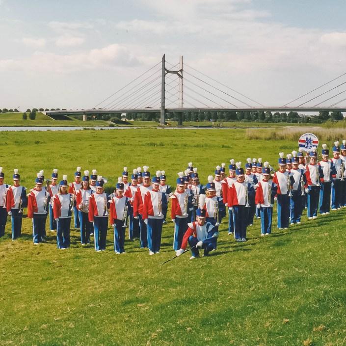 Jeugd Verkeers Brigade | KTK | Kampen | archief | historie | oude foto's | DJT | Molenbrug