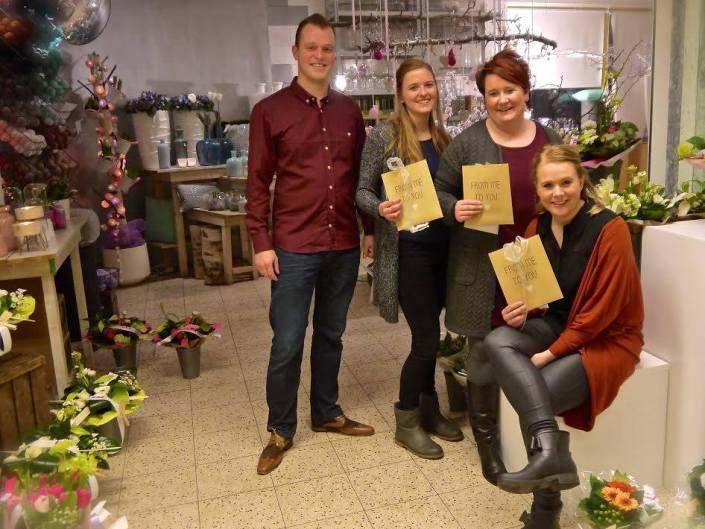 Vrienden van het KTK | Bedankt | Werkneemsters van All Ingrid
