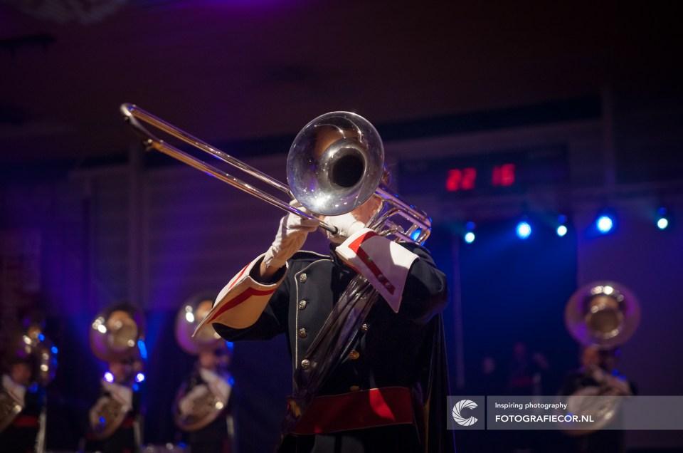 Kamper Trompetter Korps debuteert in 2019 bij CGN Winds Championships