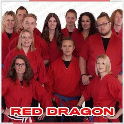 RED DRAGON 001 NEU Team Foto Profil