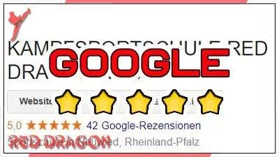 RED DRAGON Kampfsport - Google Bewertung