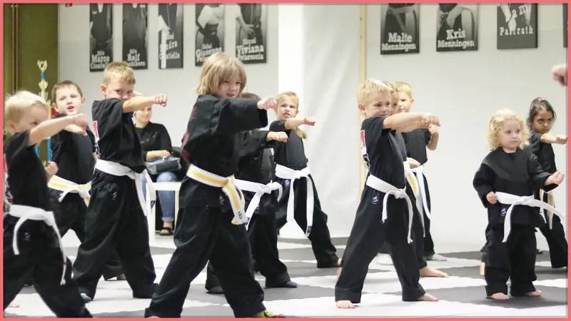 Kinder Karate Neuwied erlernen
