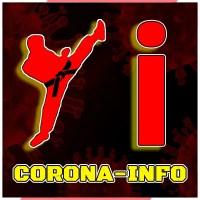 Grafik zur Infoseite Corona 2020
