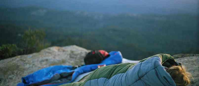 Be Comfortable In Your Sleeping Bag