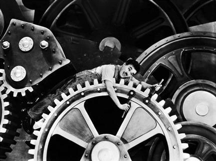 Chaplin, Modern Times