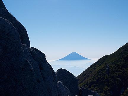 Winged Fuji