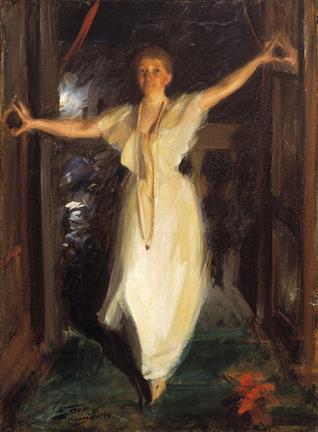Zorn Anders, Isabella Stewart Gardner