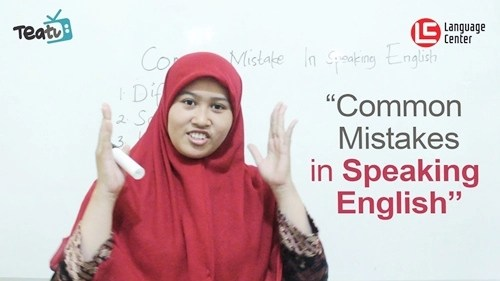 common mistakes in speaking english