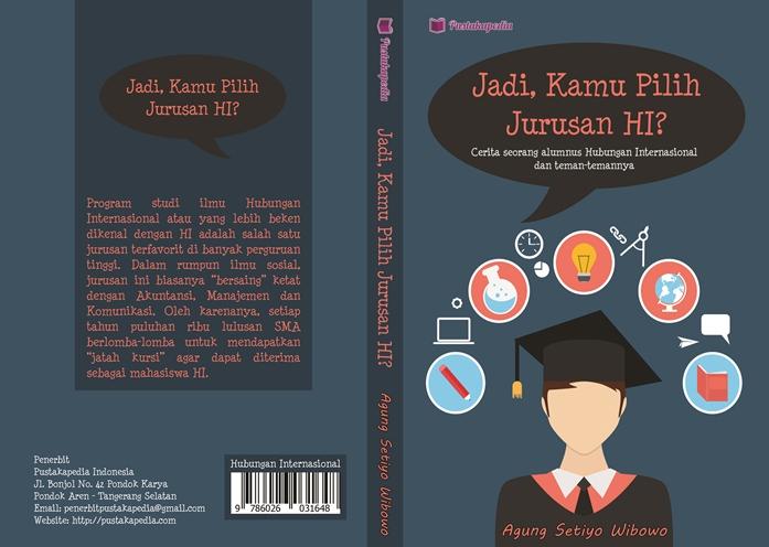 Buku HI Populer Pertama di Indonesia