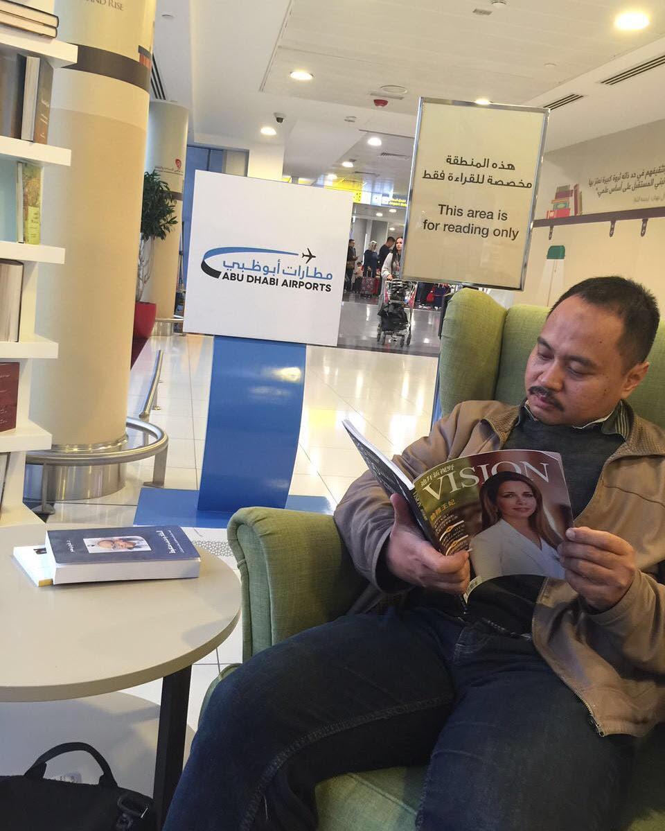 Khalid Mustafa: Bersinar di Bidang Pengadaan Barang dan Jasa