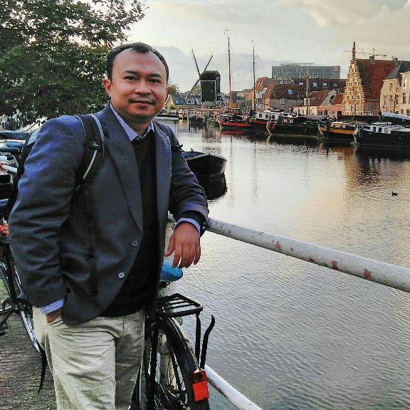 Abah Hamid: Dosen Millennial Kebanggaan Banten