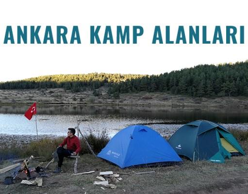 Ankara Kamp Alanları