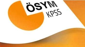 KPSS'ye girenler dikkat! Kritik 10 gün başladı