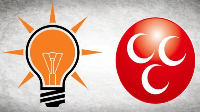 AKP ve MHP anayasa metninde uzlaştı