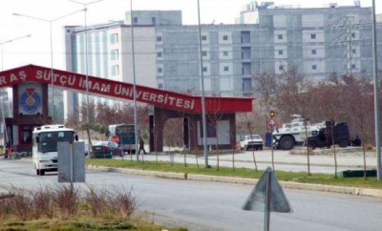 Kahramanmaraş Sütçü İmam Üniversitesi 12 Sözleşmeli Personel Alacak