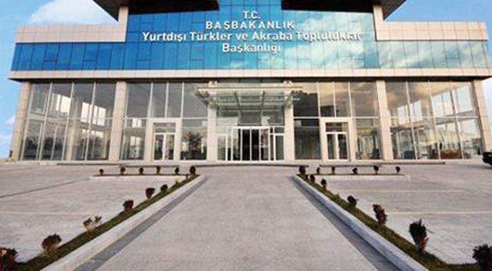 Yurtdışı Türkler ve Akraba Topluluklar Başkanlığı 12 Sözleşmeli Personel Alacak