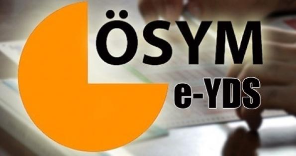 e-YDS 2017/3 Sınav Sonuçları ÖSYM Tarafından Açıklandı