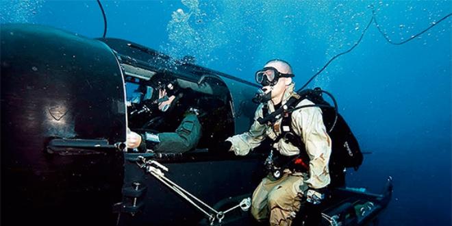 Yıldız Teknik, hayalet denizaltı üretecek