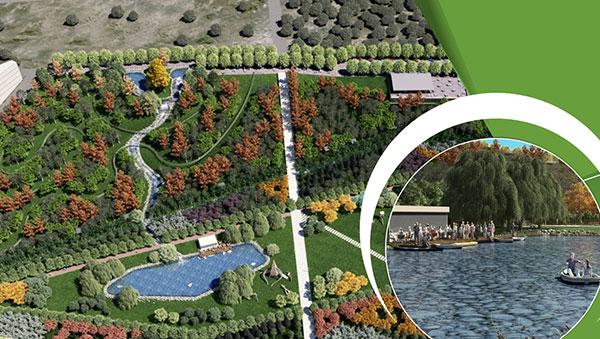 Millet Bahçesi dünyanın en büyük 3'üncü şehir parkı olacak
