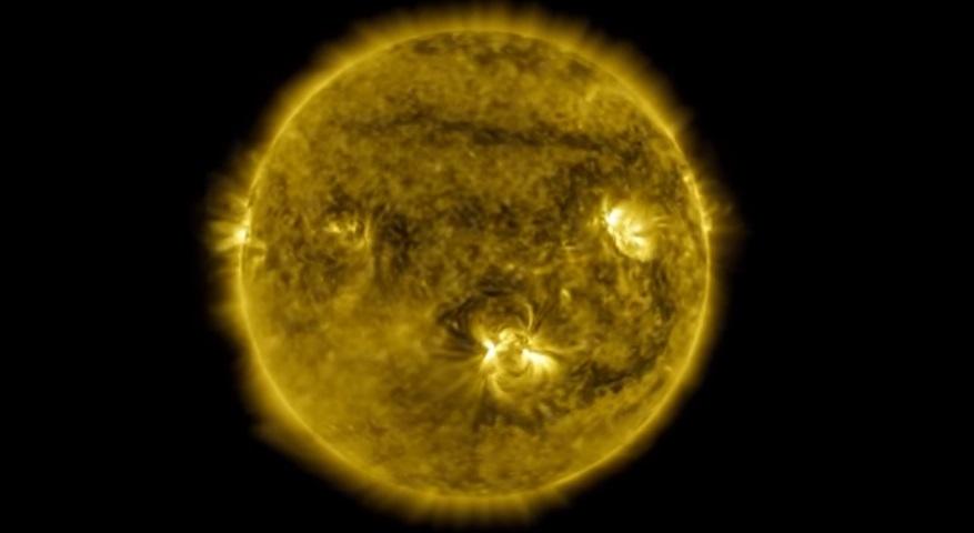 NASA'dan 425 milyon fotoğraflık mükemmel Güneş videosu