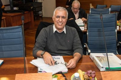 Eli Lahmani. Photo: Uri Crispin