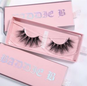 Customize Eyelash Packaging Box