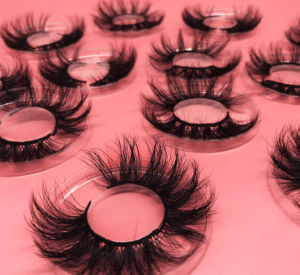 Wholesale Mink Eyelash Vendors USA 25mm Mink Strip