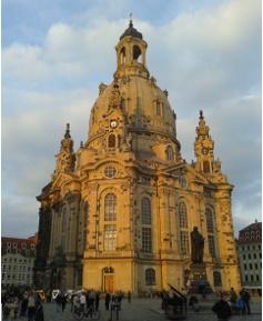 Dresden Frauenkirche 2015