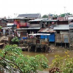 Kawasan Kumuh di Kota Besar