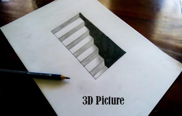 Gambar Tiga Dimensi