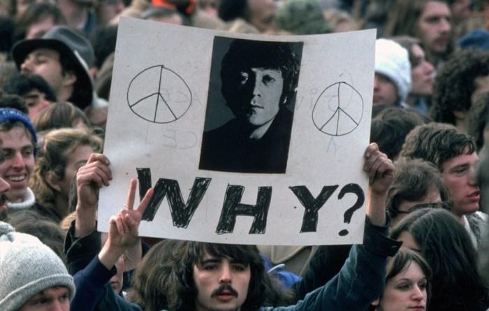 Konspirasi Kematian John Lennon