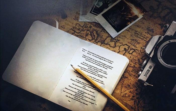Langkah Menulis Puisi