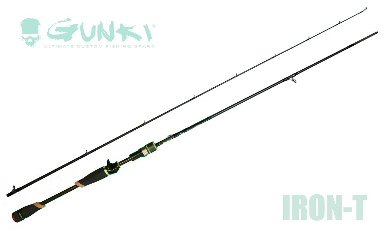 Gunki Iron T C 198 Ml Baitcasting 3 5 15 Gr