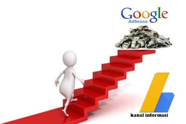 Cara Meningkatkan Pendapatan Google Adsense - Kanal Informasi