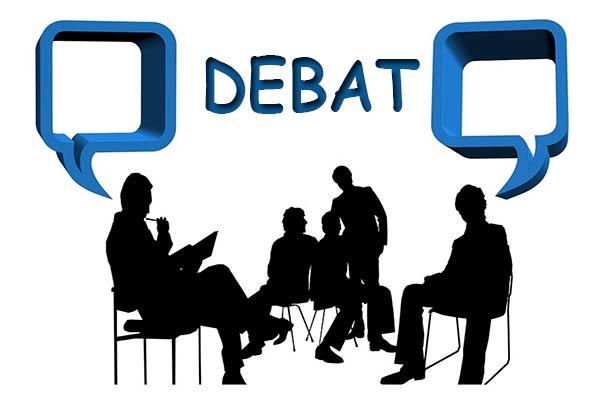 Pengertian Debat, Tujuan dan Manfaatnya