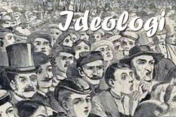 Pengertian Ideologi, Unsur, dan Macam-macam ideologi
