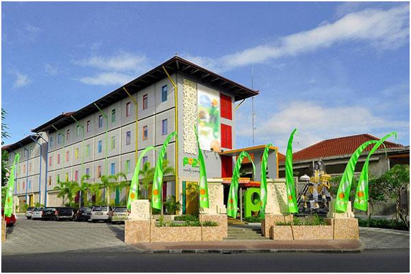 Hotel Murah POP! Hotels Bali