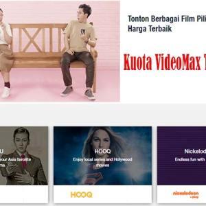 Kuota VideoMax Telkomsel