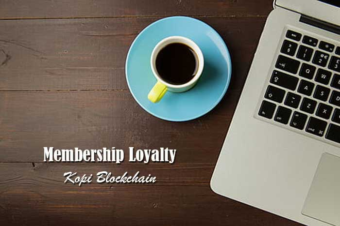 Membership Loyalty  Kopi Blockchain