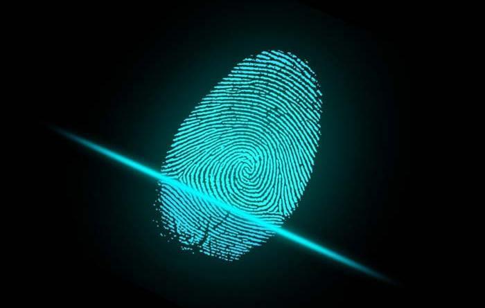 Informasi biometrik