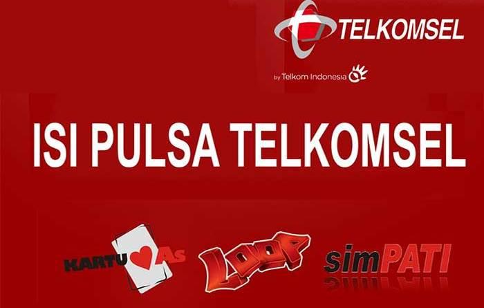 Cara Mudah Isi Ulang Pulsa Kartu Telkomsel