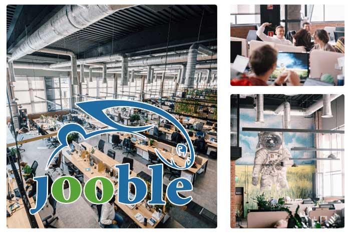 Jooble Mesin Pencarian Kerja
