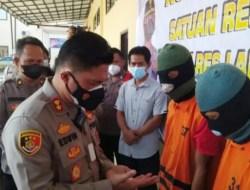 Palsukan Surat Antigen dan Peras Penumpang Bus, Sopir Travel dan Petugas ASDP Bakauheni Dibekuk Polisi