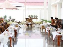 Gubernur Arinal Dukung Muktamar ke-34 NUdi Lampung