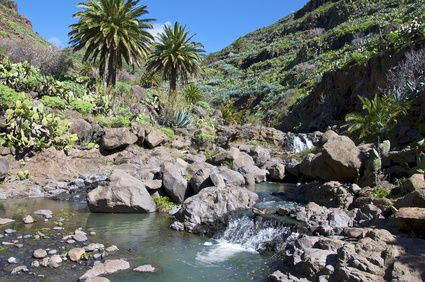 La Gomera Valle Gran Rey