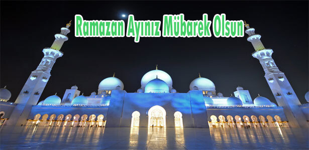 en güzel ramazan mesajları